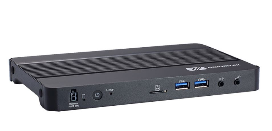 DSP300-318 – Ultra Thin 4K Digital Signage Player